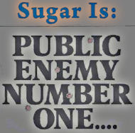Image result for sugar is your enemy