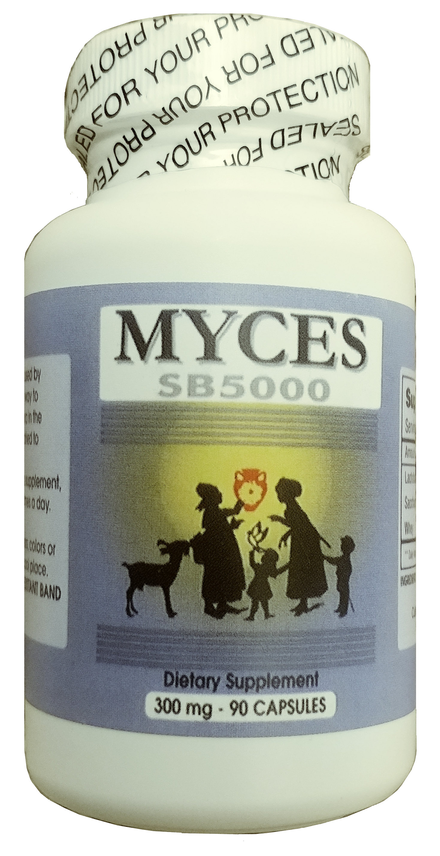 Myces SB5000™ Bottle